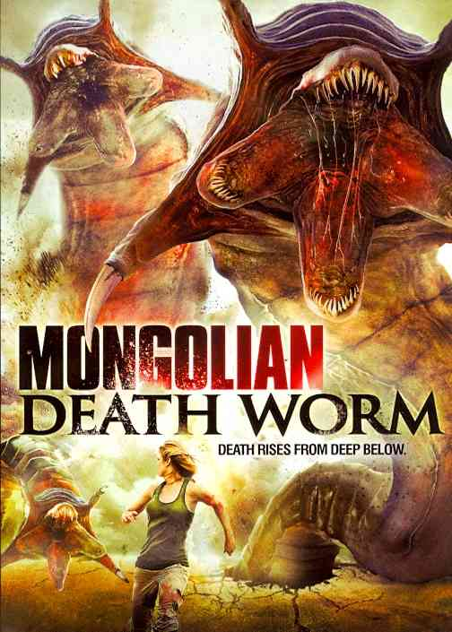MONGOLIAN DEATH WORM BY FLANERY,SEAN PATRIC (DVD)